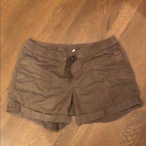 Pants - Old navy shorts- maternity friendly